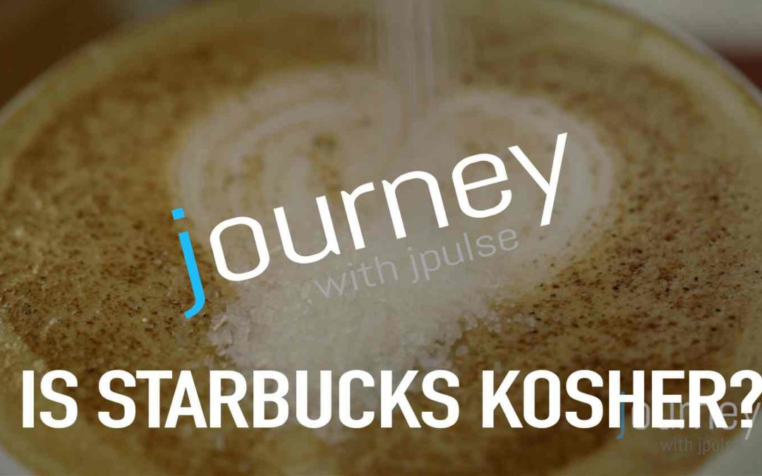 Is Starbucks Kosher?