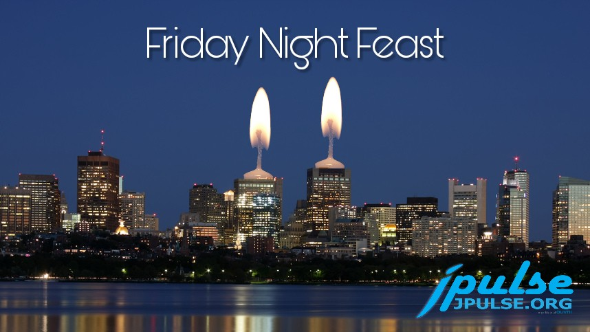 Friday Night Channukah Feast! 12/15