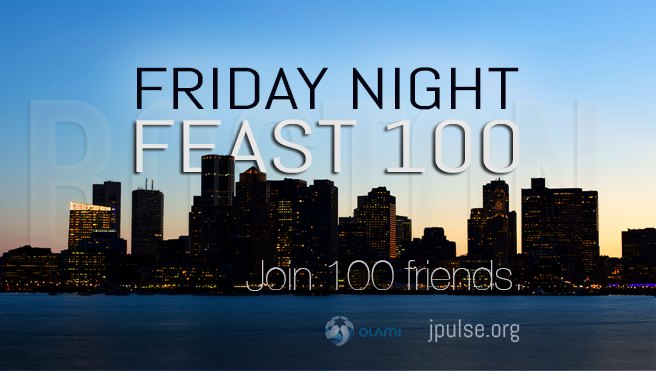 Friday Night Feast 100!